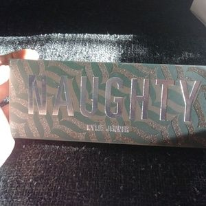 Naughty kylie eyeshadow